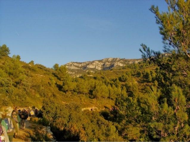 852 randonnée dans le lubéron Slide 2