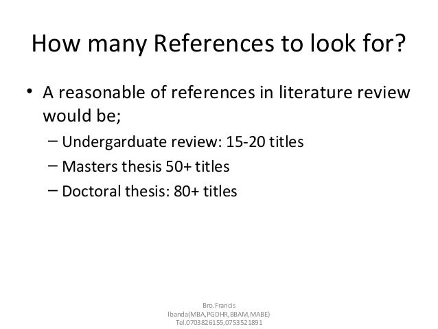 Masters dissertation services how many references   Thesis writing                  Many references masters dissertation