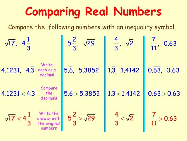 the real number system In mathematics, a real number is a value that represents a quantity along a line the adjective real in this context was introduced in the 17th century by ren descartes, who distinguished between real and imaginary roots of polynomials the real number system (.
