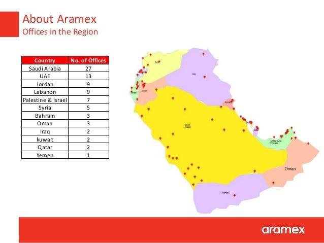 ARAMEX TRACKING | Parcel Monitor