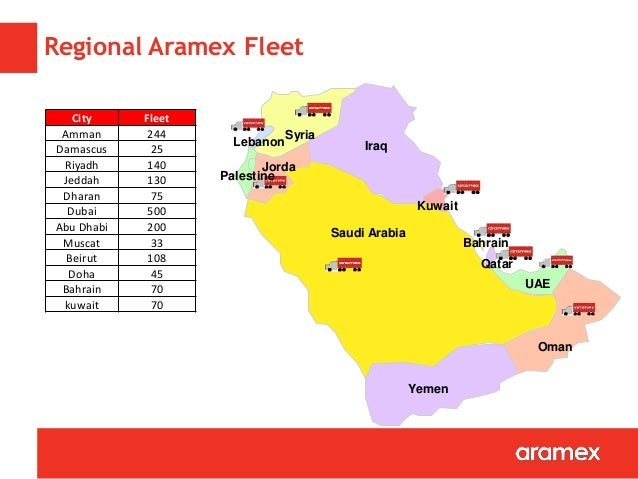 Aramex – Delivery Unlimited