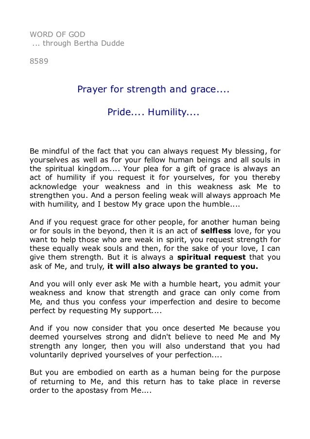 personal memoir essay examples sample memoir essays review these  word of god through bertha dudde 8589 prayer for strength and grace