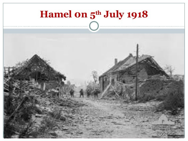 Battle of Hamel