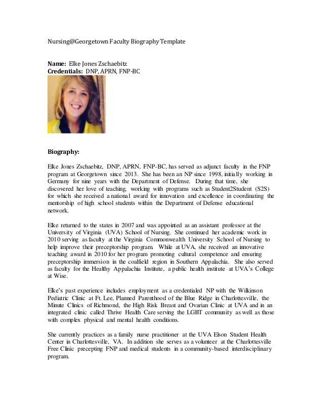 dentist biography template - nursing student resume profile mahara a versatile open