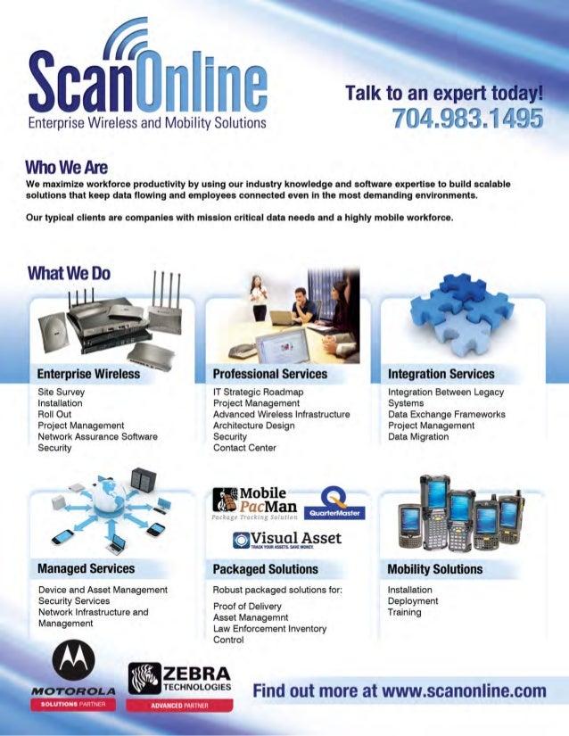 ScanOnline Sales Sheet