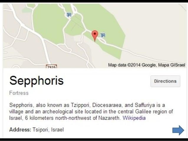 860 israel-zippori- Slide 2