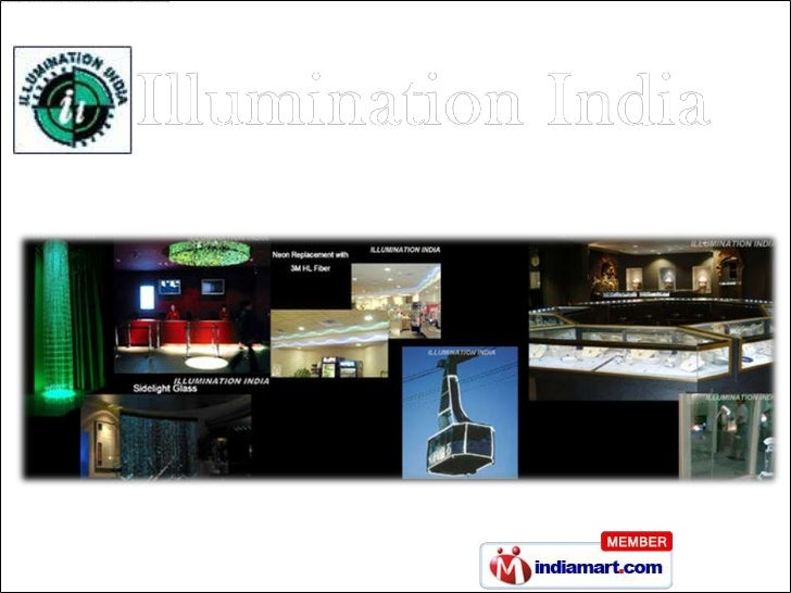 Manufacturer & Exporters of Lighting                                          Solutions© Illumination India, All Rights Re...