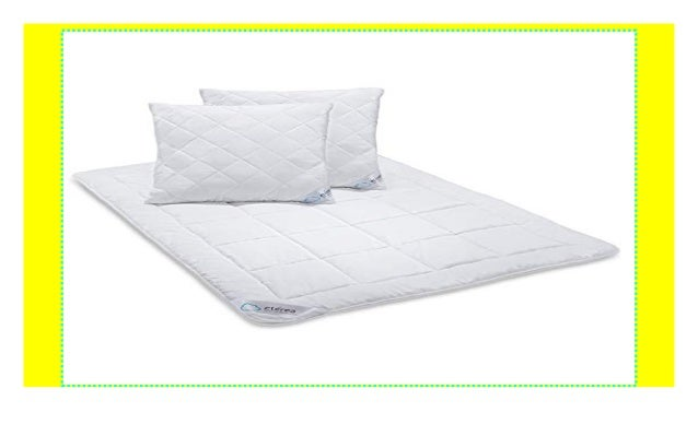 Etérea Mikrofaser Extra Warm Winter Bettdecken Set