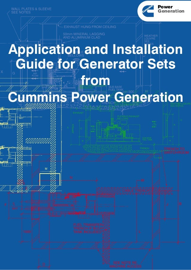 86548526 installation-for-generator-set