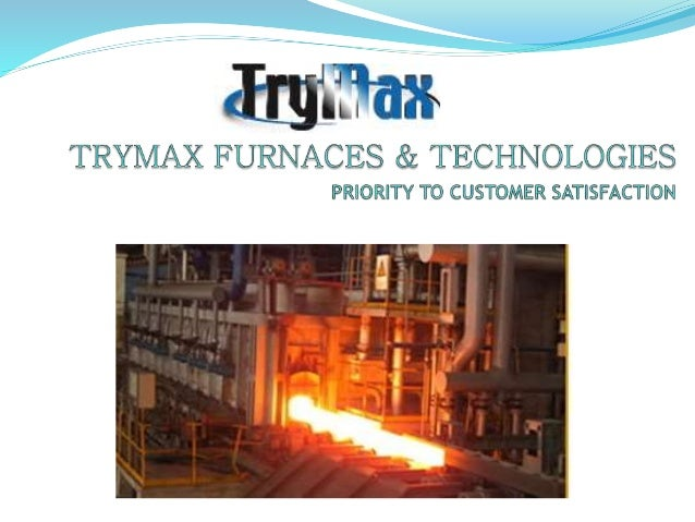 Company Profile Reheating Furnace Ppt
