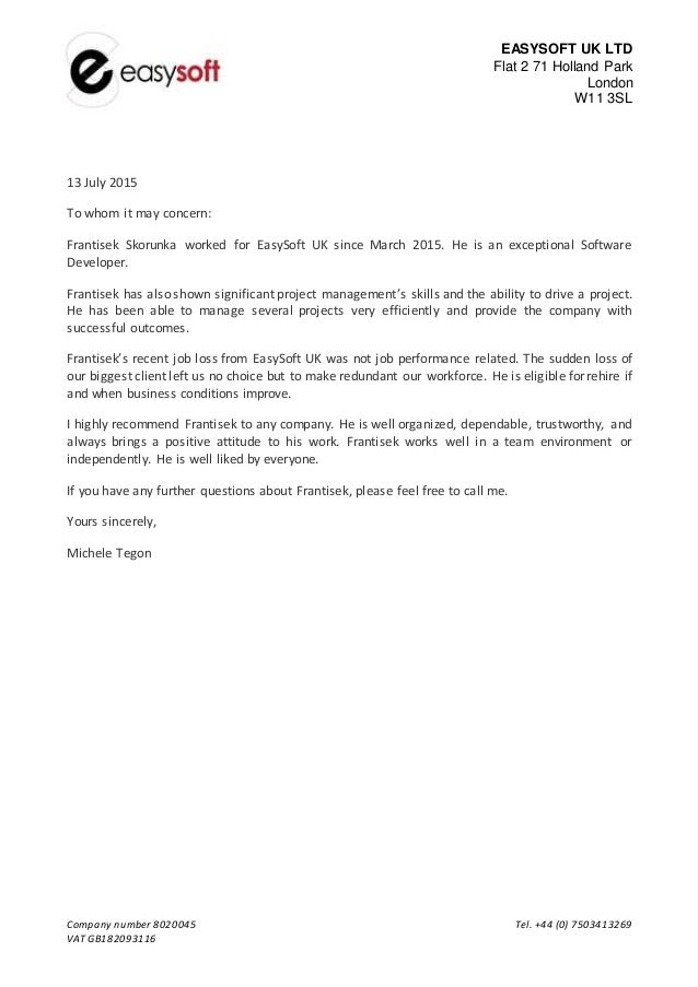 Rehire cover letter sample - Sample of a Rehire Policy