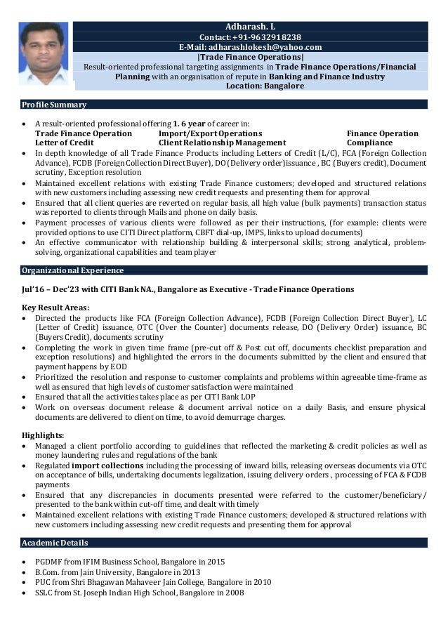 trade operations resume