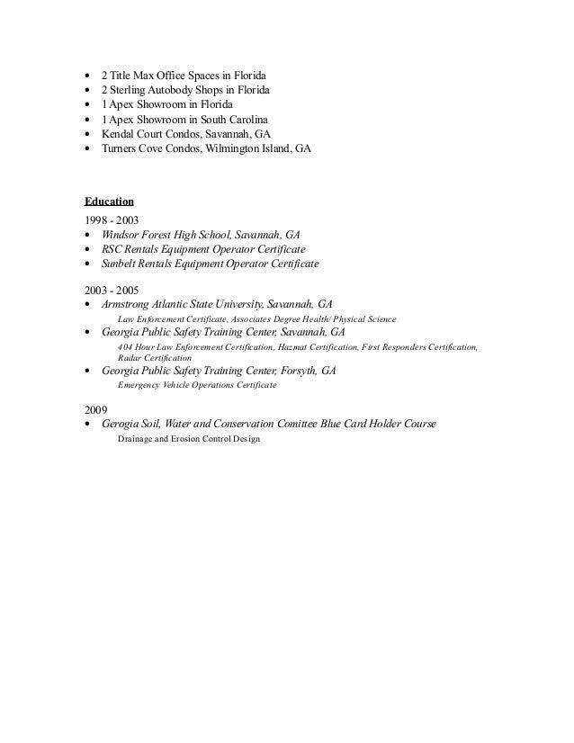 My Resume2