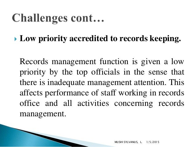 principles of records management pdf