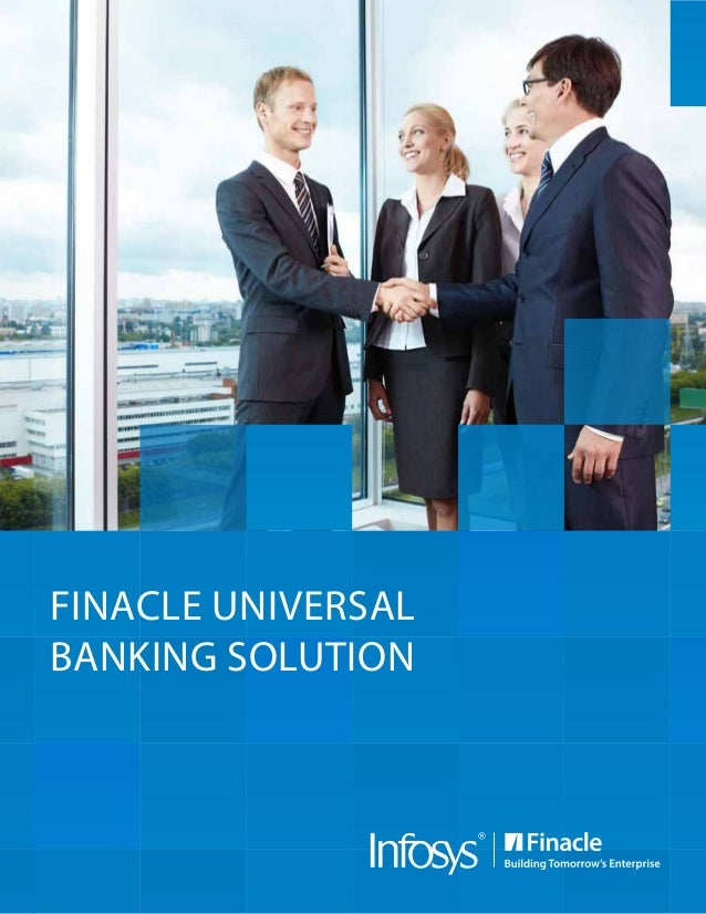 Finacle-Universal-Banking-Solution