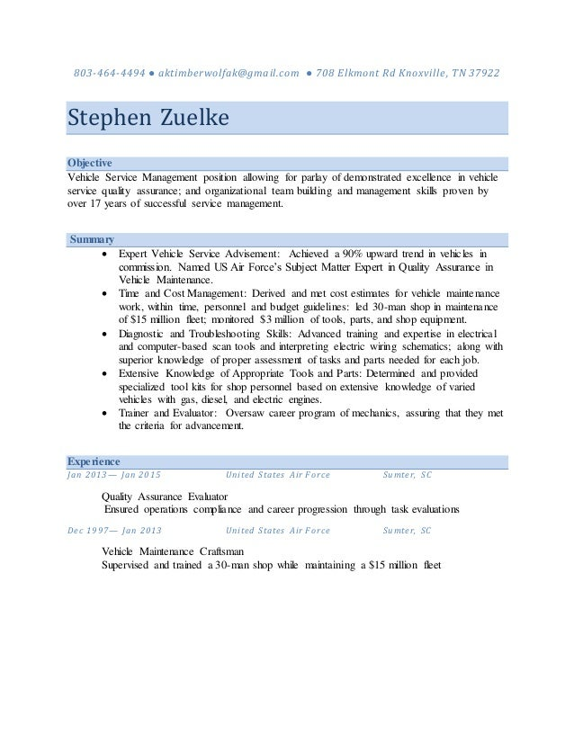 stephen zuelke resume 1 resume search engine
