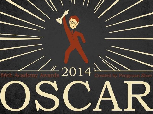 The Oscars 2014_86th Academy Awards