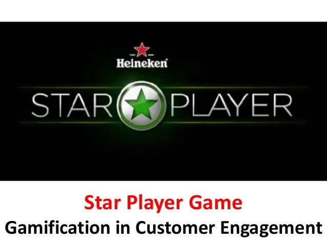 Star Player Game Gamification In Customer Engagement