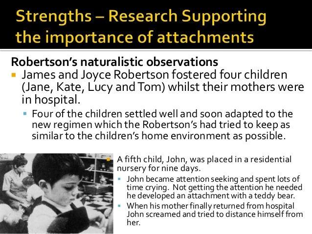 james robertson attachment