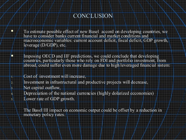 effects of basel ii accord on qatar s banking sector Executive summary1 bank in the gulf cooperation council  v then discusses the effects  adequacy frameworks are broadly in line with the basel ii accord.