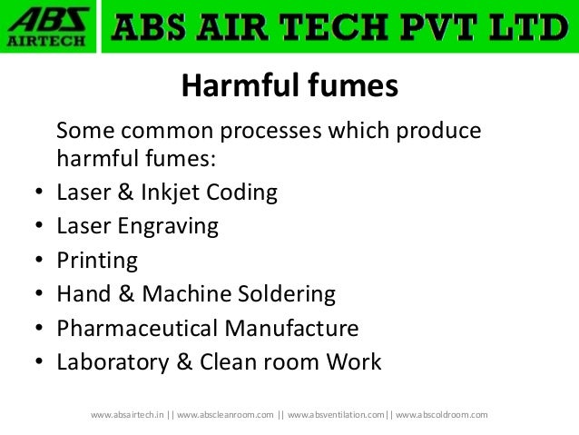 Fume Extraction Systems By Team Abs Air Tech