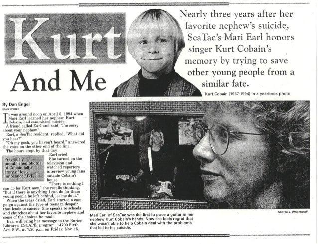 Kurt and Me