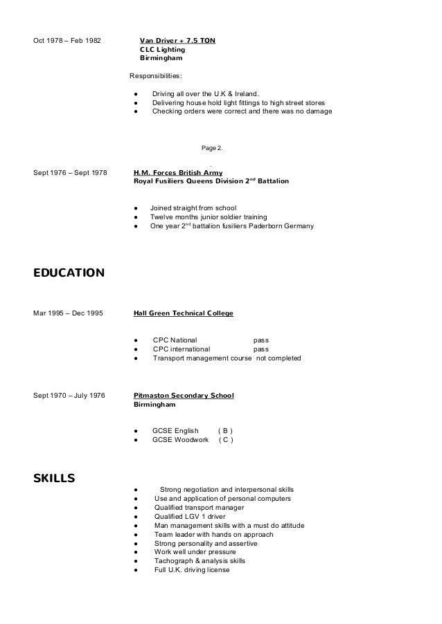 Karls Amended CV 2015 Slide 3