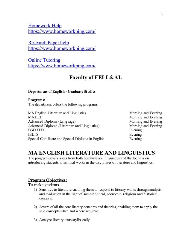 graduate course research paper assignment Several walden undergraduate instructors have put together model papers for students in their courses, with advice on formatting and organizing material in written assignments below, you will find two examples used in walden undergraduate courses.