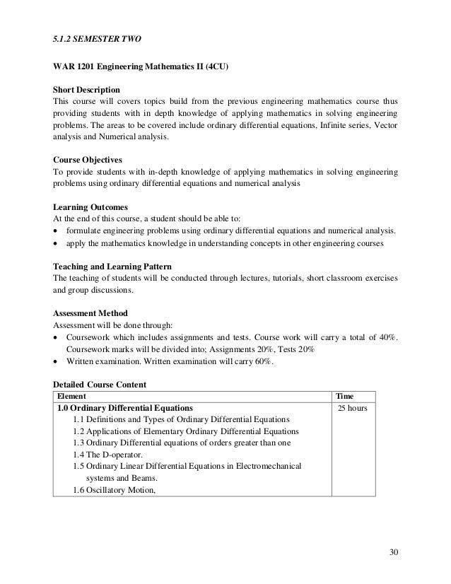 Teesside University   Undergraduate study   Aerospace Engineering