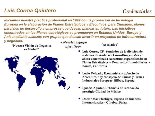 Luis Correa Quintero Iniciamos nuestra practica profesional en 1992 con la promoción de tecnología Europea en la elaboraci...