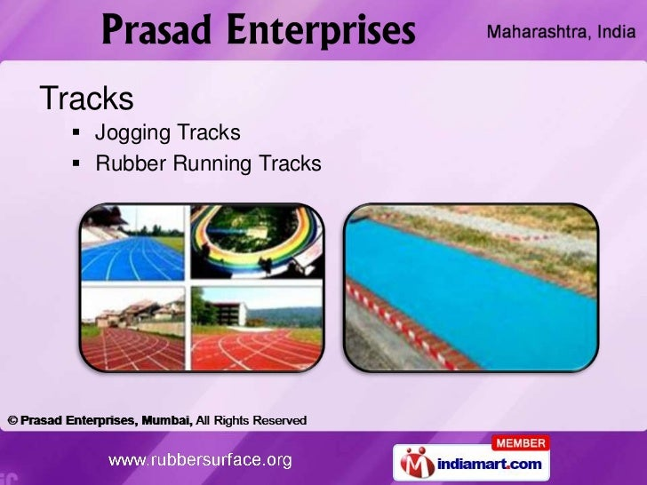 Tracks   Jogging Tracks   Rubber Running Tracks