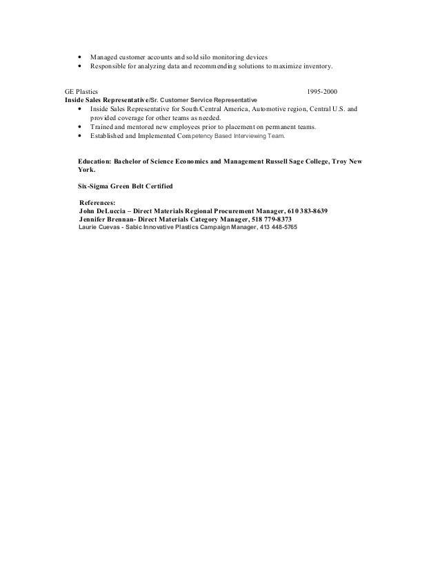 Christine Nunziato Resume022015