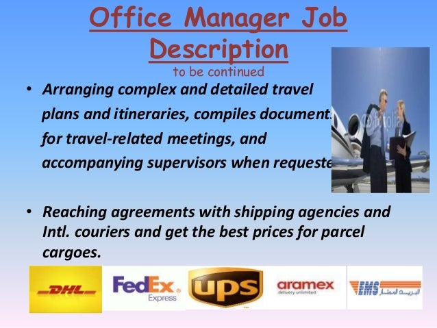Ceo pa job description - Office administrator job responsibilities ...