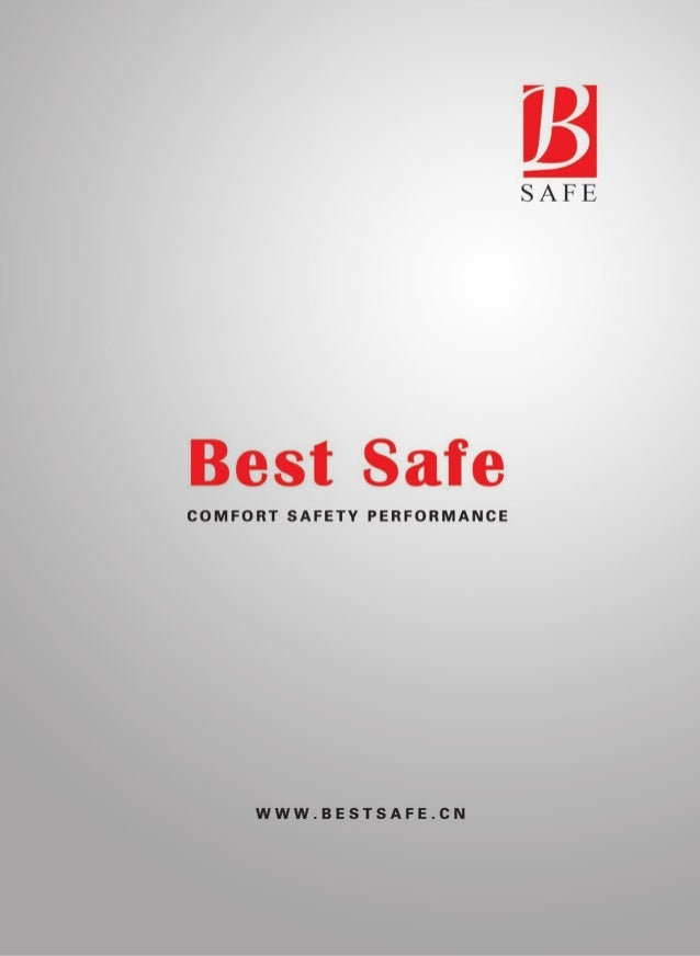 Best Safe catalogue 2015