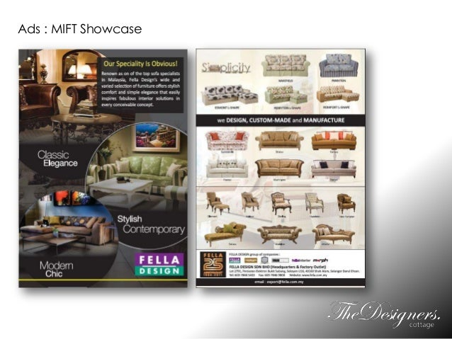 Ads : MIFT Showcase