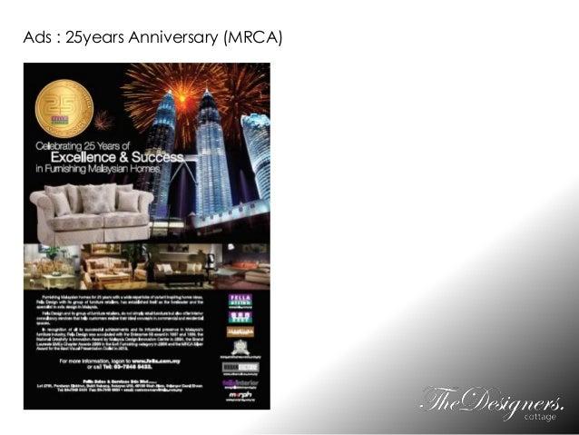 Ads : 25years Anniversary (MRCA)