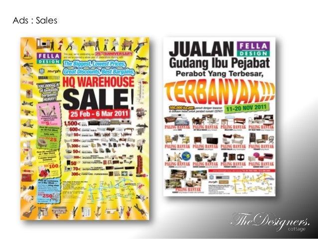 Ads : Sales