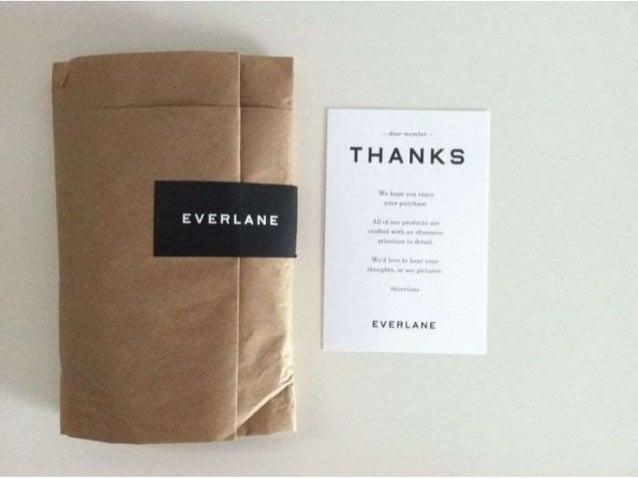Everlane - Brand Audit