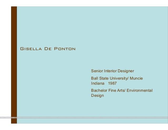 Resume and Portfolio 2016_GDP