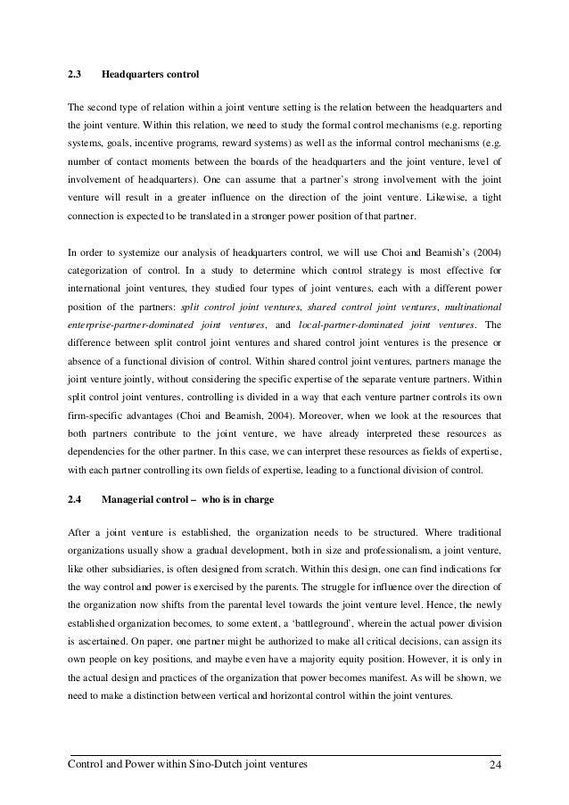 Guanxi in Jeopardy – Case Study Essay