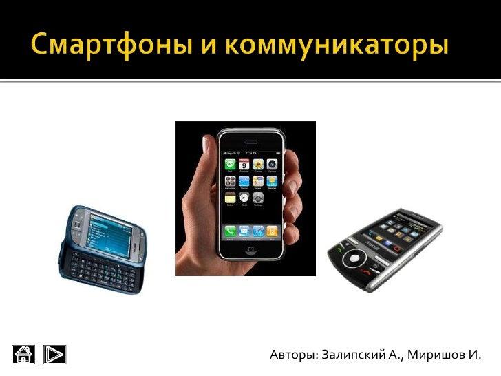 Авторы: Залипский А., Миришов И.