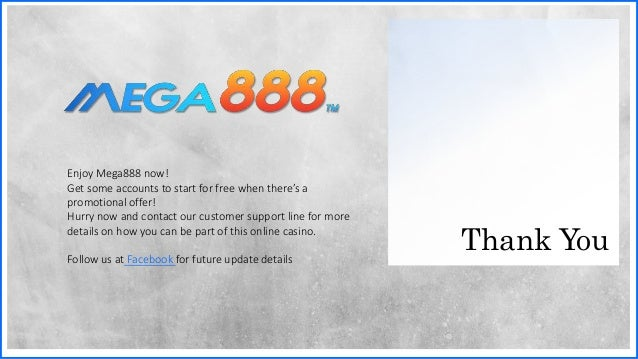 Mega888 Ocean Themed Video game with BONUS
