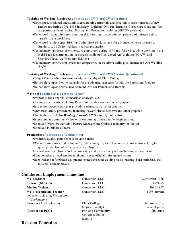 employee resume selo l ink co