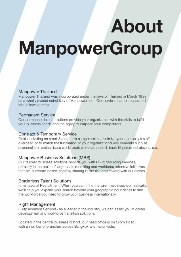 Manpower Salary Guide 2016