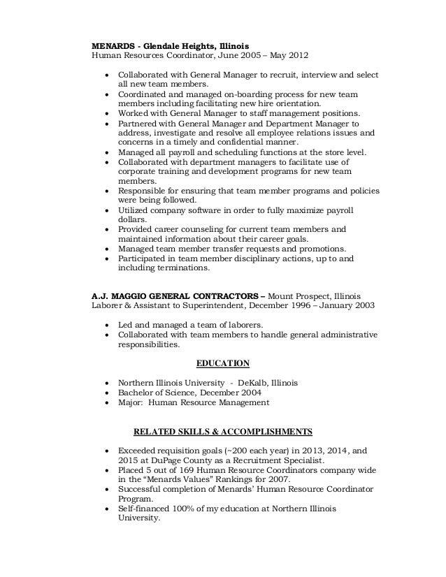 steve devries original resume
