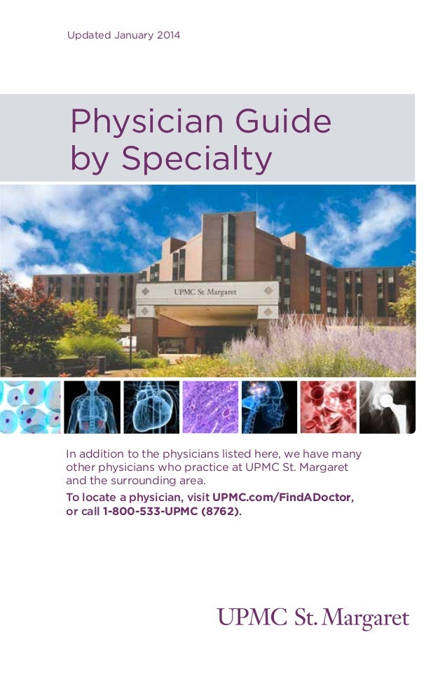 PhysicianGuidebySpecialty