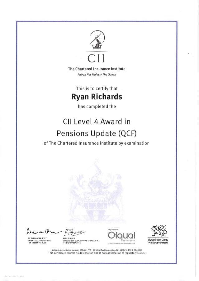 Richards R - R08 Certificate - 22.12.15