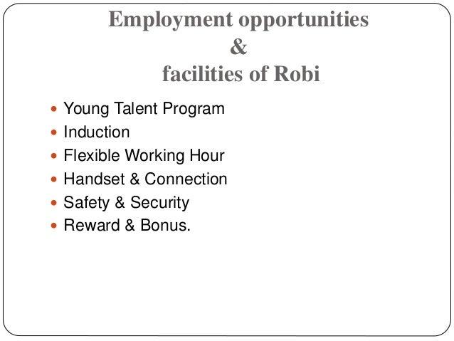 employee satisfaction of robi 2016 employee job satisfaction and engagement report.