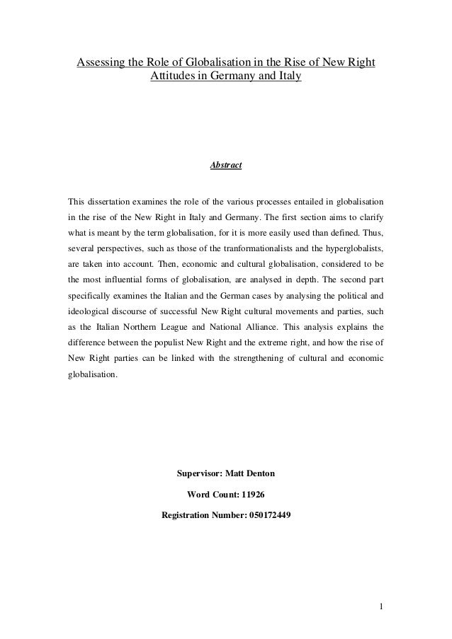 globalization essay advantages disadvantages