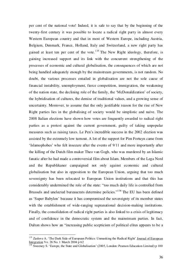 globalisation and americanisation essays